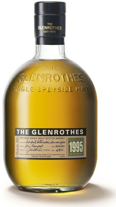 The Glenrothes Vintage 1995: Typical Glenrothes, creamy and spicy.