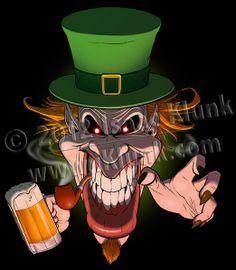41 Best Leprechaun Lunacy Images Evil Leprechaun Elves Ireland