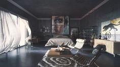 Room on Behance