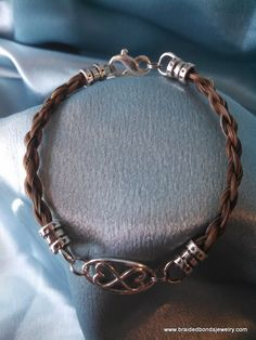Braided Bonds Horsehair Jewelry - Horsehair Bracelets, Horsehair Necklaces, Western Apparel