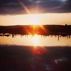#sky #beach #beutiful #water #sea #landscape #larabia #sun #sol #green #palmeras #clouds #reflejo #paisaje #motog #cantabria #ingerscantabria #infinita #vistas #playa #north #norte
