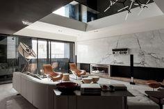 Artistic Neutral-Colour Design for The Massive Luzhou Penthouse http://www.inyourkingdom.com/2014/04/03/artistic-neutral-colour-design-for-the-massive-luzhou-penthouse/