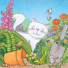 Kate Daubney - professional children's illustrator, view portfolio