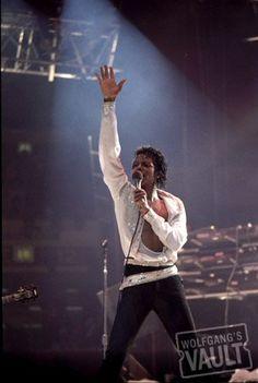 Michael Jackson - Madison Square Garden (New York, NY) Aug 5, 1984