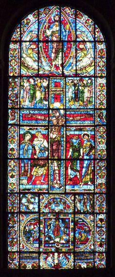 Chorfenster   Bildindex der Kunst & Architektur
