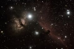 IC434 말머리성운