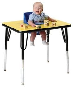 1 Seat Toddler Activity Table - modern - changing tables - Hayneedle