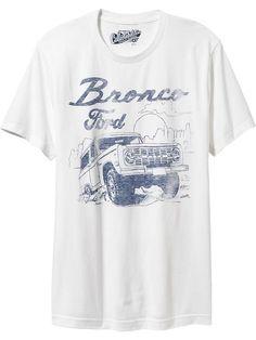 Men's Ford Bronco&#153 Tees