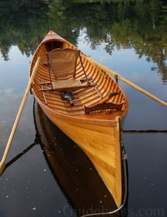 Adirondack Guideboat Services Provided by Woodward Boatshop | Guideboats.com