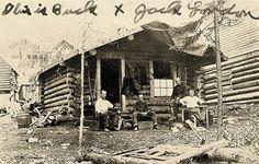 Jack London, Alaska
