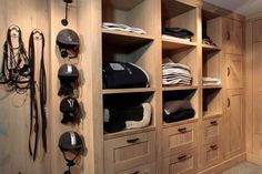 Horse Country Chic: Tack Rooms Extraordinaire