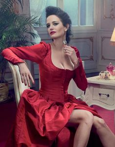 Beautiful Eva Green
