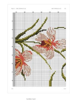 Prayer Rug, Stitch Patterns, Projects To Try, Cross Stitch, Ideas, Cross Stitch Embroidery, Railings, Floral, Paths