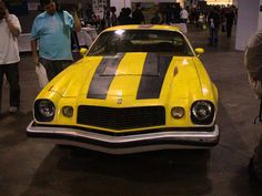1967 Camaro from Transformers  Cars of TV  Film  Pinterest