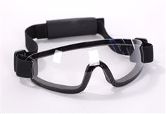 Warhead Helmet Goggles - Made to fit with Airsoft Helmets
