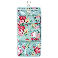 Park Rose Cosmetic Roll Case | Accessories | CathKidston