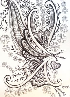 Hey, I found this really awesome Etsy listing at https://www.etsy.com/listing/182304036/zentangle-inspired-fly-away-pen-ink-and