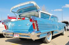1958 Oldsmobile 88 Fiesta Wagon... SealingsAndExpungements.com... 888-9-EXPUNGE (888-939-7864)... Free evaluations..low money down...Easy payments.. 'Seal past mistakes. Open new opportunities.'
