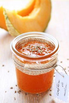 MIEL & RICOTTA: Confettura di melone e semi di finocchio