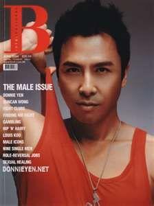 Donnie Yen cover magazines | Asian World ... Just Best Donnie Yen