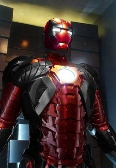 dead pool inspired IronMan