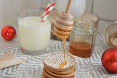 Lebkuchen Pancakes / Gingerbread Pancakes