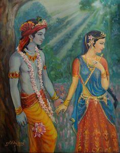 Sri Radha Vilasini by geteldvirse on DeviantArt