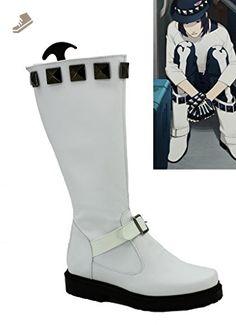 Dramatical Murder DMMD Sei Cosplay Shoes Boots Custom Made