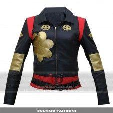Suicide Squad Tatsu Yamashiro Katana Costume Jacket For Womens