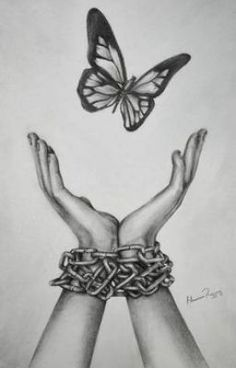 Girly Drawings, Dark Art Drawings, Art Drawings Sketches Simple, Pencil Art Drawings, Cool Drawings, Drawing With Pencil, Pencil Sketch Art, Drawings With Meaning, Pencil Drawing Inspiration