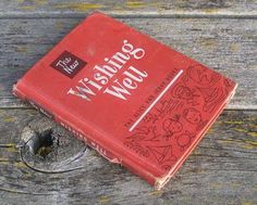 Vintage School Book The New Wishing Well The Alice and Jerry Books 1951 by VintageCDChyld on Etsy