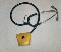 Stethoskop-Schutz aus Shampooflasche