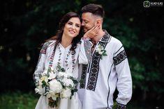 Povești Nunți Tradiționale - Andreia și Ionuț. Nuntă tradițională la Muzeul Satului Bucovinean. 89 My Heritage, Floral Tie, Kimono Top, Blouse, Tops, Traditional, Women, Fashion, Moda