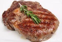 Steak v marináde