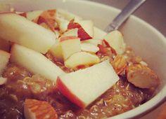 Almond Chai Quinoa & Chia Breakfast Cereal - Vegan Breakfast