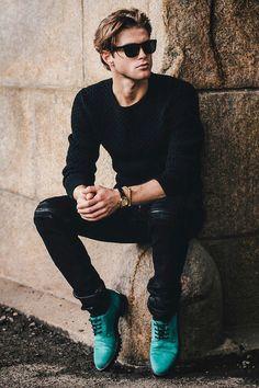 Men's casual style | Rudi Dollmayer, those shoes