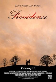 """Interview with the cast and crew of the new, upcoming movie, """"Providence"""""""