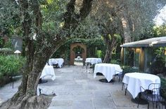 Le Moulin de Mougins, Mougins, France Located in the Riviera town of Mougins and occupying a former mill. My Past Life, Le Moulin, Foodies, Soups, Restaurants, Hands, Italy, France, Fish