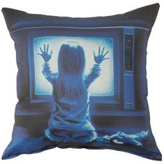 Pillows from Horror Decor - Several killer designs available!