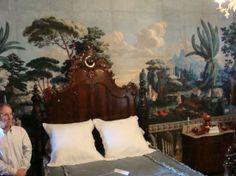 Belmont Mansion | Belmont Mansion: Adelicia's bedroom