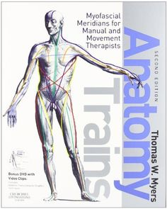Anatomy Trains: Myofascial Meridians for Manual and Movement Therapists, 2e by Thomas W. Myers, http://www.amazon.com/dp/044310283X/ref=cm_sw_r_pi_dp_sx1Fqb0SRSW7D