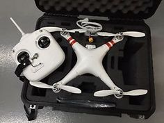 DJI Phantom Drone 1 ... These drones that follow you are awesome, check them out in our site