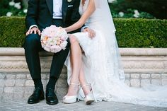 This Fairytale SoCal Wedding Is Simply Stunning #refinery29  http://www.refinery29.com/modern-wedding-decor#slide11