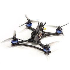 HGLRC Wind5 Lite (PNP 2550KV) - $489.99 (41% OFF) 📉 True X FPV Racing Drone Zeus F722 Mini Flight Controller 45A 4-in-1 ESC 2207.5 Motor CADDX Nebula Nano - PNP 2550KV (4S) / Black #HGLRC #Wind5 #Lite #Quadcopter #Racing #drone #дрон #квадрокоптер #gearbest #sale 3885 Rc Drone, Drone Quadcopter, Crossfire, 4 In 1, Golden Yellow, Mini, Blue, Banggood Coupon, Prezzo