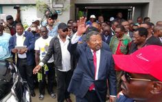 Gabon's main opposition chief has already claimed election victory before the… African Union, Serena Williams, Roger Federer, Victorious, How To Make, Politics, Calm, News, Women