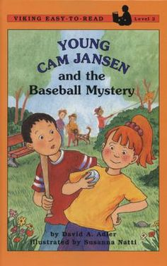 Young Cam Jansen and the baseball mystery / by David A. Adler ; illustrated by Susanna Natti.
