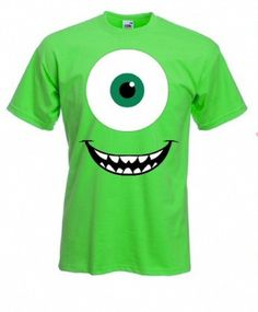 Mike Eye Young Mr Wazowski Concept Board Monster Inc