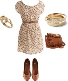 """""""School or Church Outfit"""" by jenna-cooper on Polyvore"""