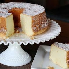 Cream Cheese Pound Cake III, photo by Cookin'Cyn
