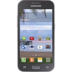 Straight Talk Samsung Core Prime 4G LTE Prepaid Smartphone buy at cheap offer price